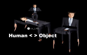 human--object